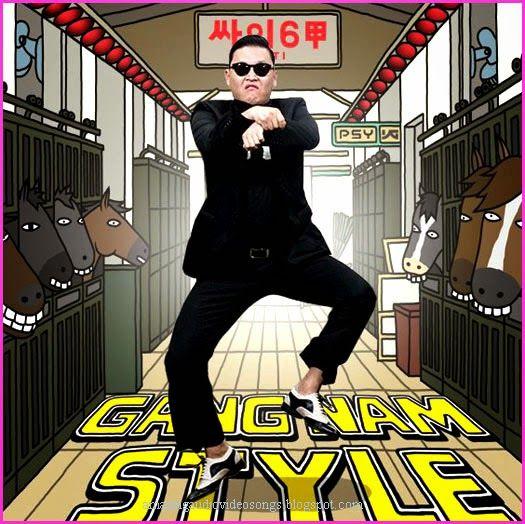 musica oppa gangnam style gratis