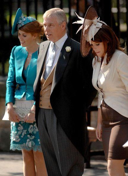 Princess Eugenie Photos Photos Royal Wedding Of Zara Phillips To