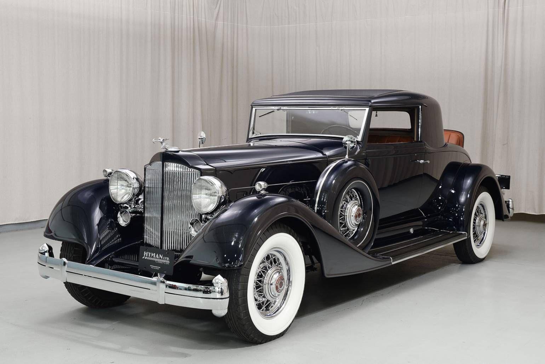 1934 Packard 12 Coupe | Klassic Kars | Buy classic cars