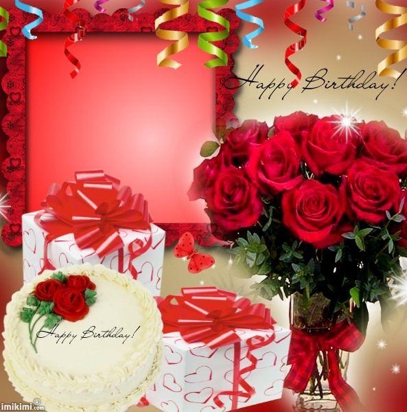Happy Birthday! | frames | Pinterest | Cumple y Lugares