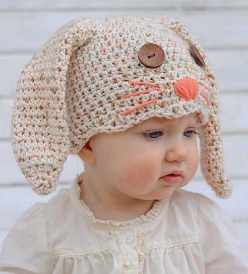 Little Bunny Foo Foo Bunny Hat Free Pattern Crochet For Children