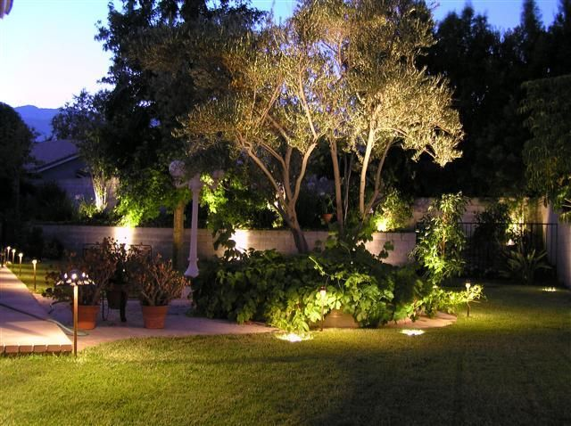 If You Have An L Shape House There Are Energetic Missing Pieces To The Balance Of A Home Th Outdoor Landscape Lighting Landscape Lighting Outdoor Landscaping