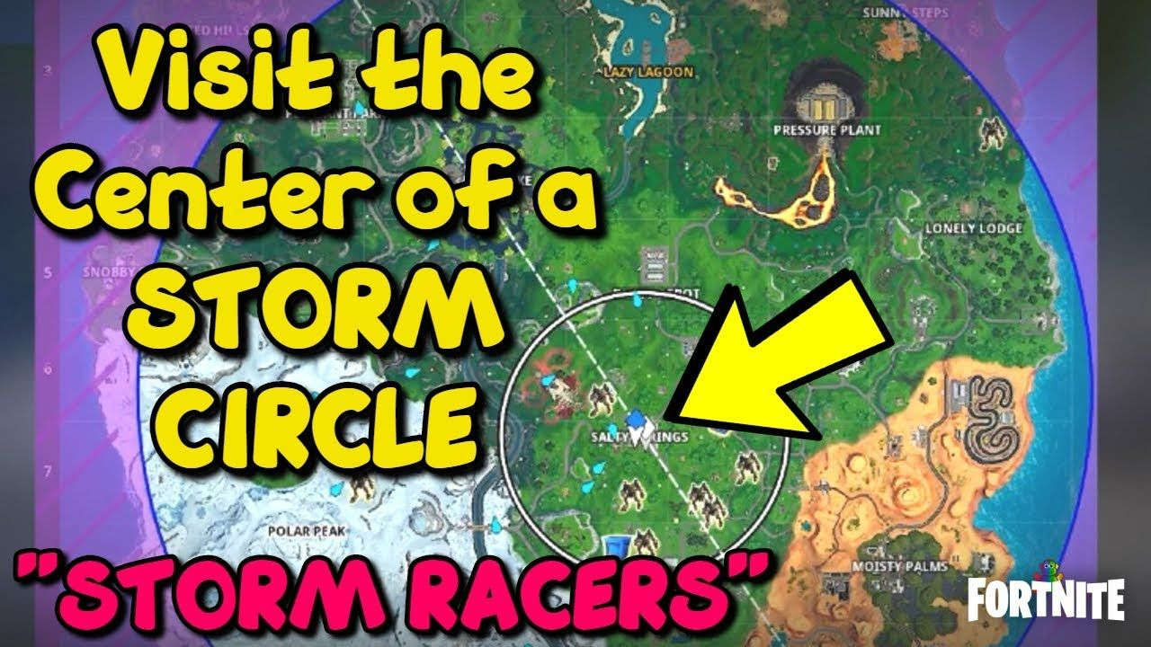Storm Circle Fortnite Fortnite Storm Racers Visit The Center Of A Storm Circle Contentcreator Fornite Battleroyale Epicgames Smallyoutu Fortnite Epic Games Fortnite Epic Games