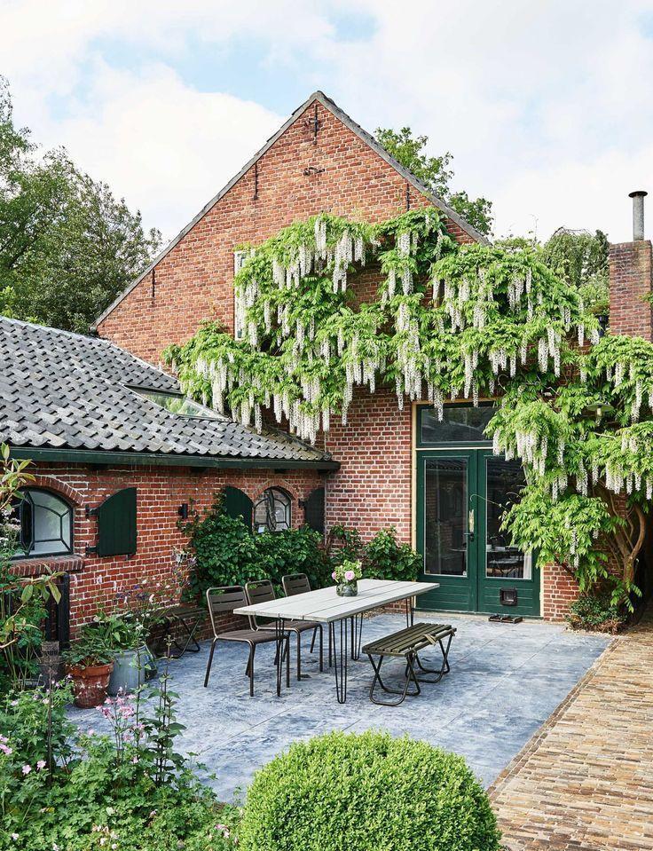 Photo of schöne Außenterrasse mit europäischem Charme Vielen Dank, wenn Sie möchten … – # außerhalb …