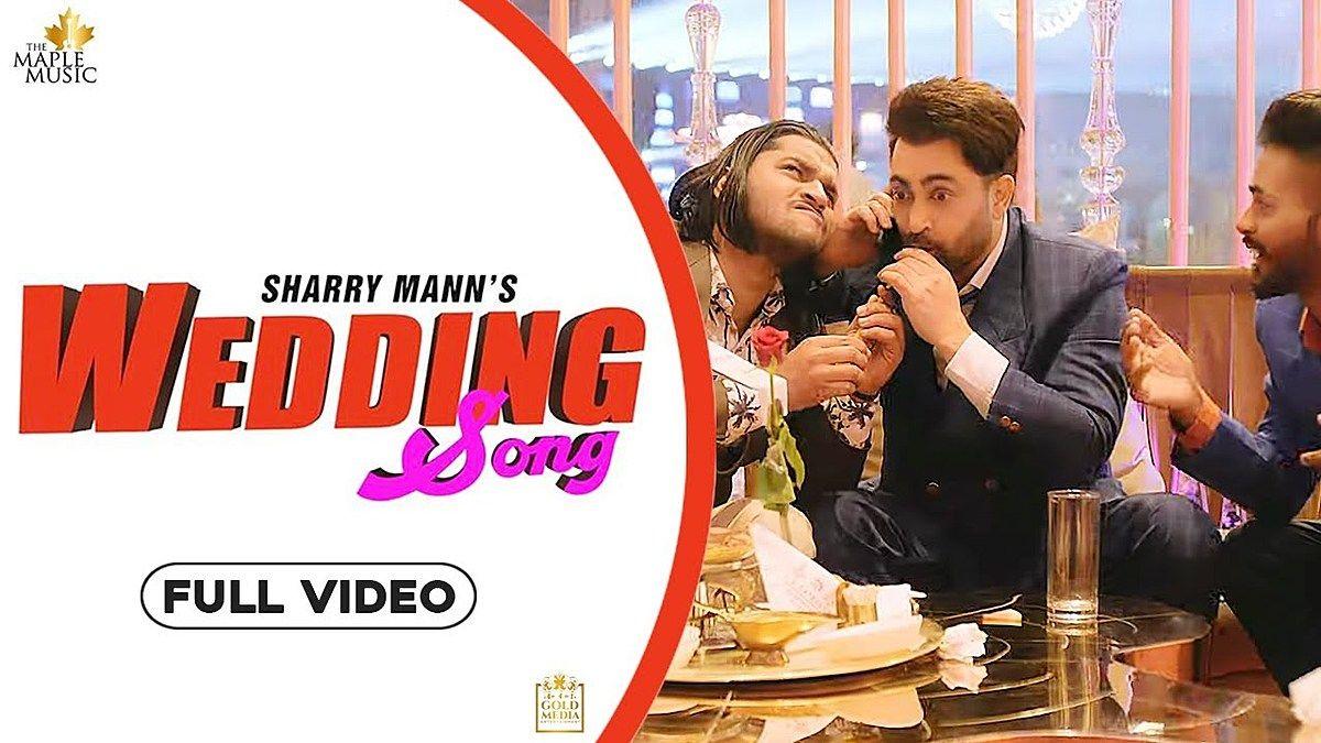 WEDDING SONG LYRICS Sharry Mann in 2020 Wedding songs