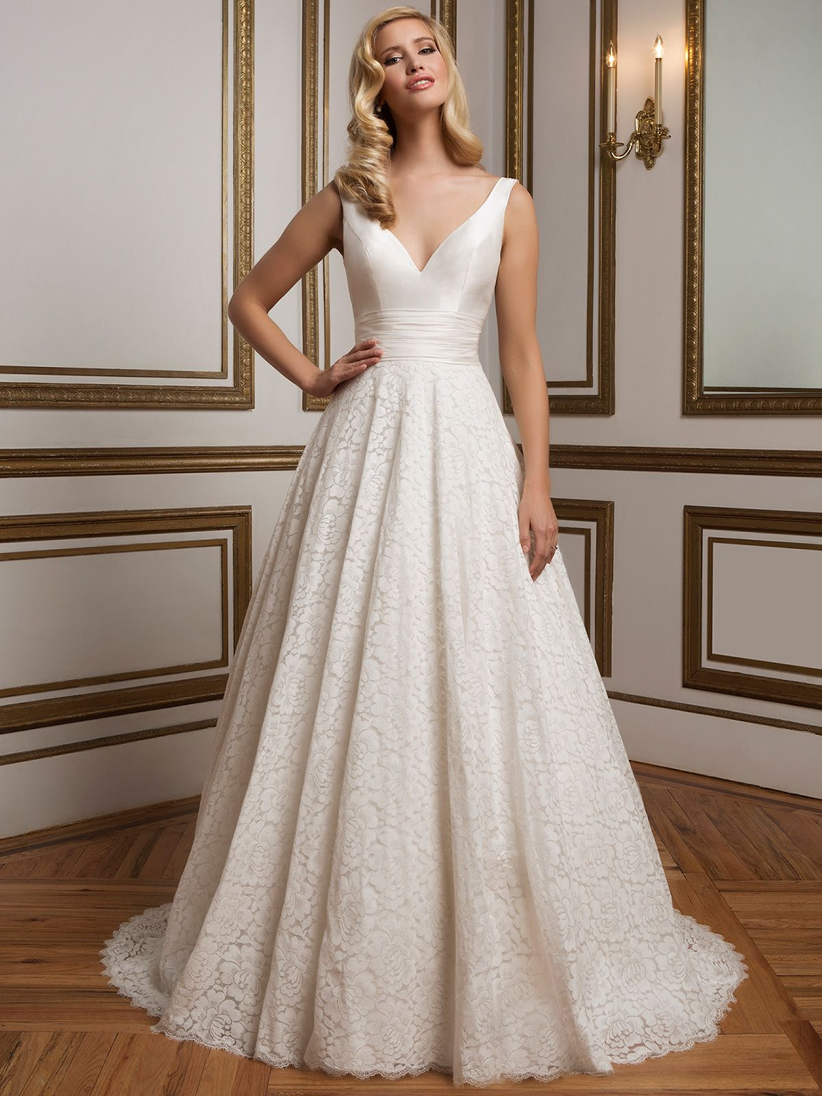 Image result for silk dupioni and chiffon ball gown wedding dress ...