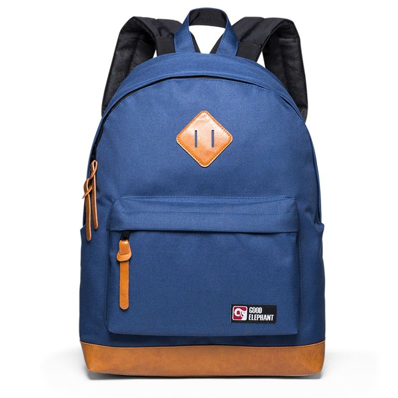 73c4f11812e3 Find More School Bags Information about Classic College Polyester School  Bags Casual Mochila Teenage Girls Boy Bookbag Rucksack Daypack Denim Campus  ...