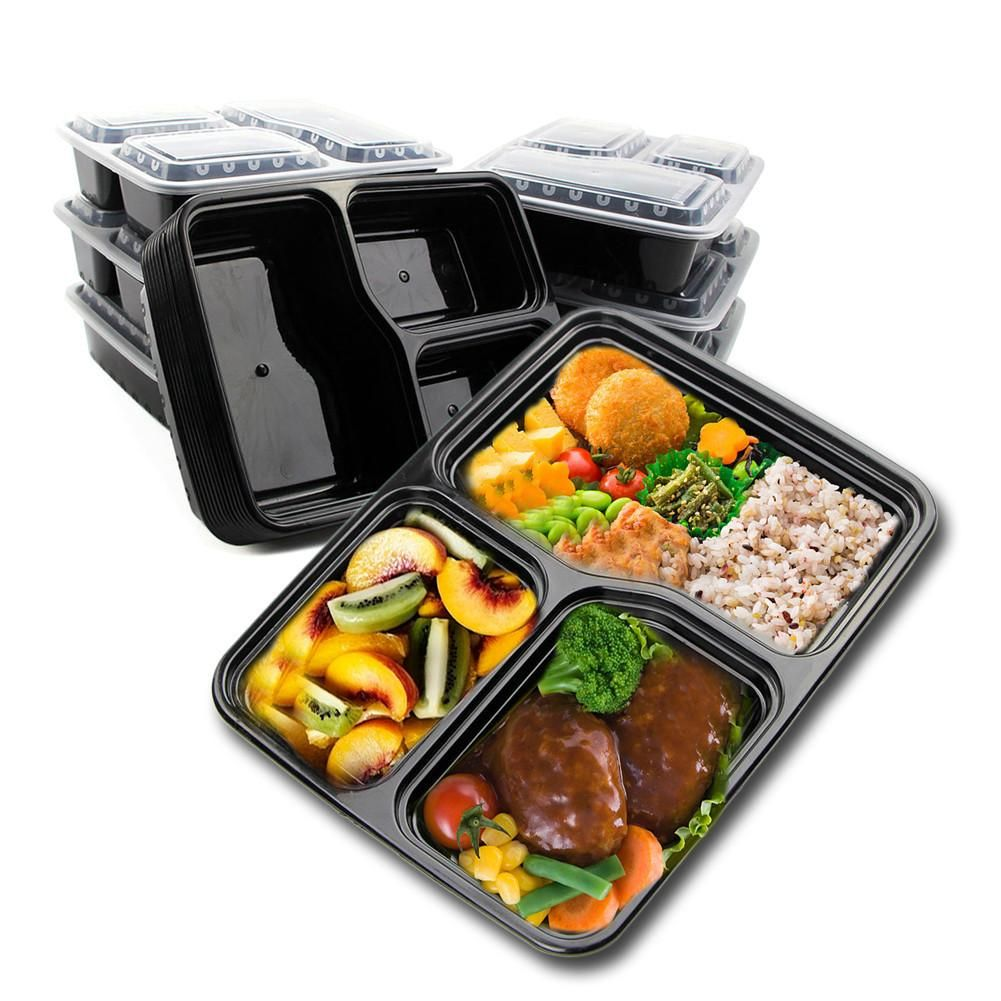 plastic food containers bulk