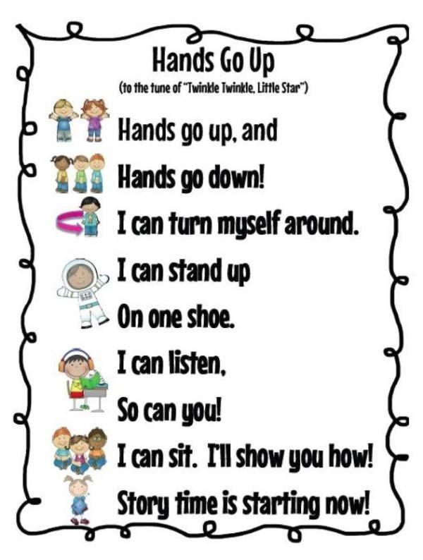 25 Fun Fingerplay Ideas for Playful Preschoolers