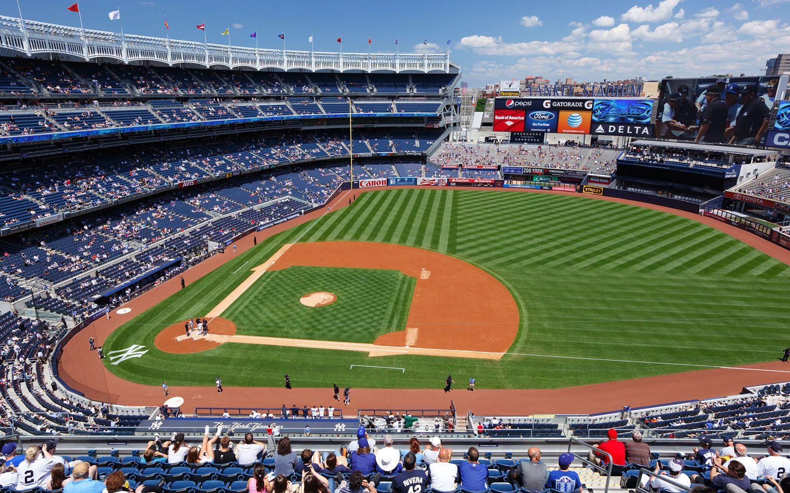 America S Best Baseball Stadiums Best Baseball Stadiums Baseball Stadium Yankee Stadium