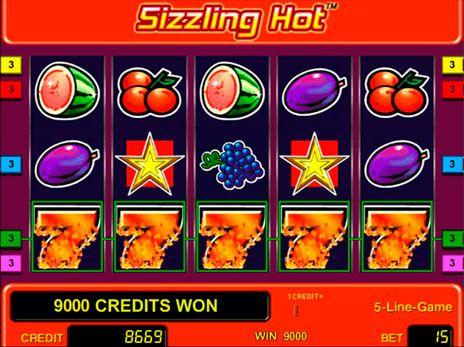 Игровые автоматы бесплатно sizzling hot игровые аппараты push win