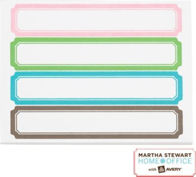 staples has the martha stewart home office with avery file