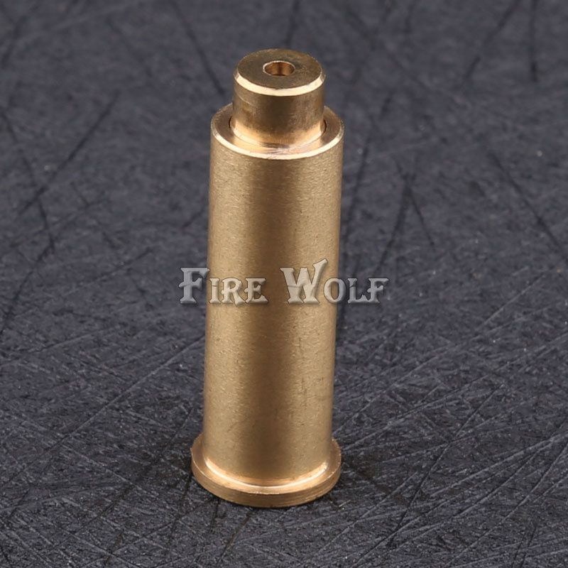 US CAL.38 Red Dot Laser Sight Cartridge Boresighter Bore Sighter For Hunting