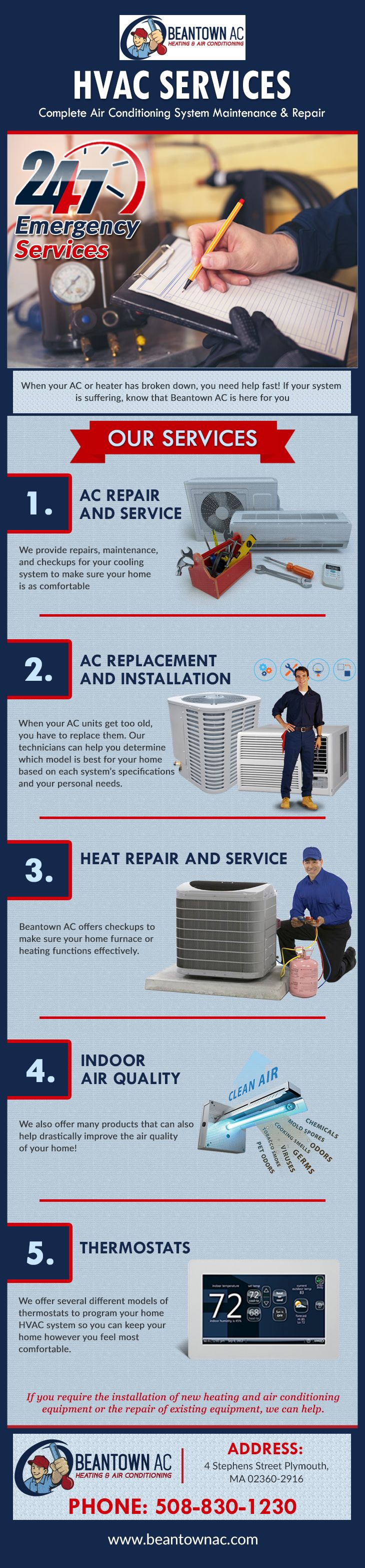 It can be very frustrating to discover that your hvac