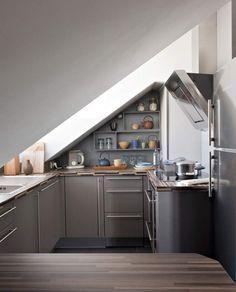 Petite cuisine : toutes nos idées déco   Kitchens, Huge kitchen and ...