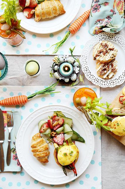 Easter Brunch - The Candid Appetite