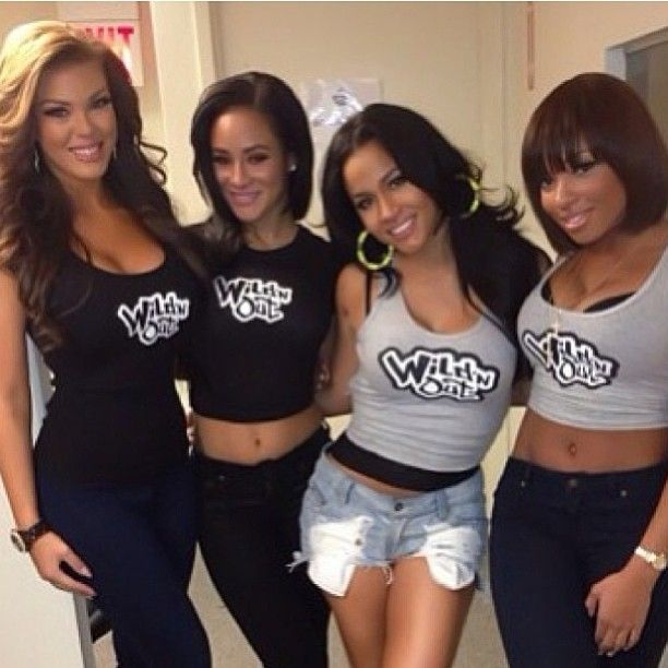Wild n out girl cast members