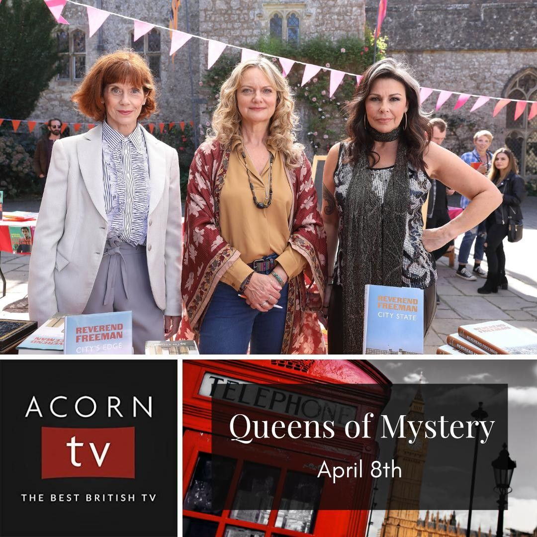 Iheartbritaindotcom Posted To Instagram Coming Soon To Acorn Tv
