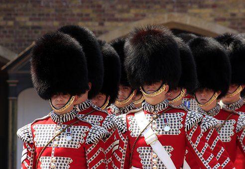 Guarda Real, Palácio De Buckingham
