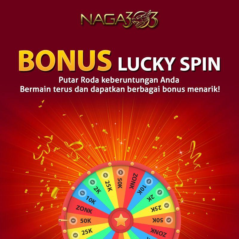 Daily Lucky Spin Putar Keberuntunganmu Sekarang Juga Hanya Di Naga303 Bernyanyi