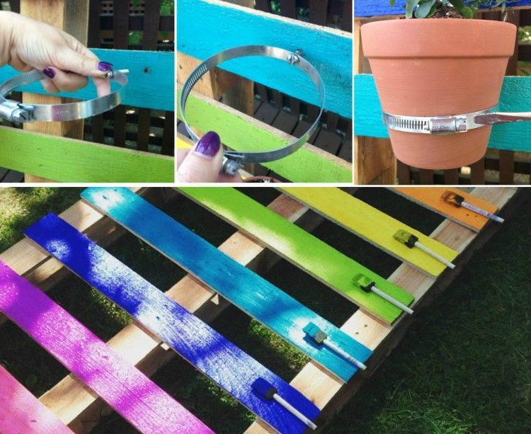 Décoration de jardin - 11 projets et idées à faire soi-même