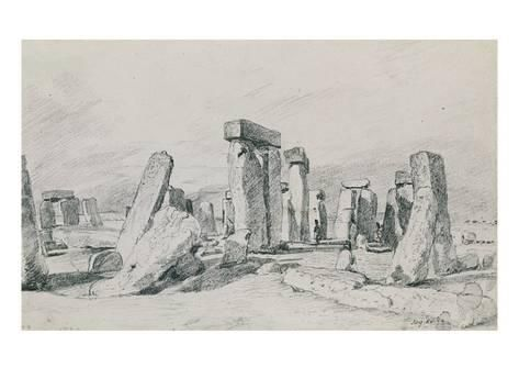 Stonehenge Wiltshire 1820 Giclee Print John Constable Art Com In 2021 John Constable Paintings Stonehenge Stonehenge History