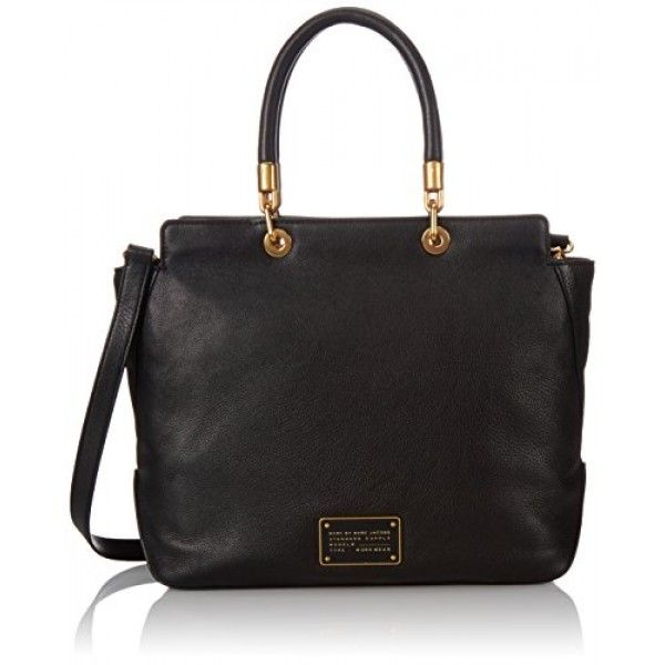 Marc By Jacobs New Too Hot To Handle Bentley Convertible Shoulder Bag Black One Size And Bags