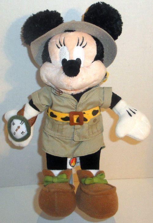 Details About Disney Parks Minnie Mouse Blanket Babies