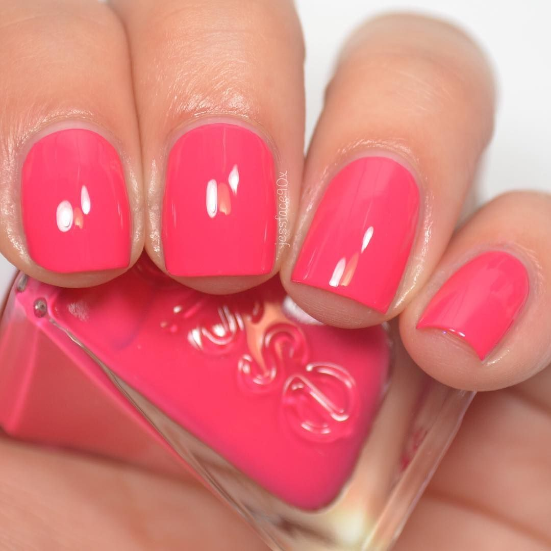 Essie gel colour the it factor | nails | Pinterest | Pintauñas ...