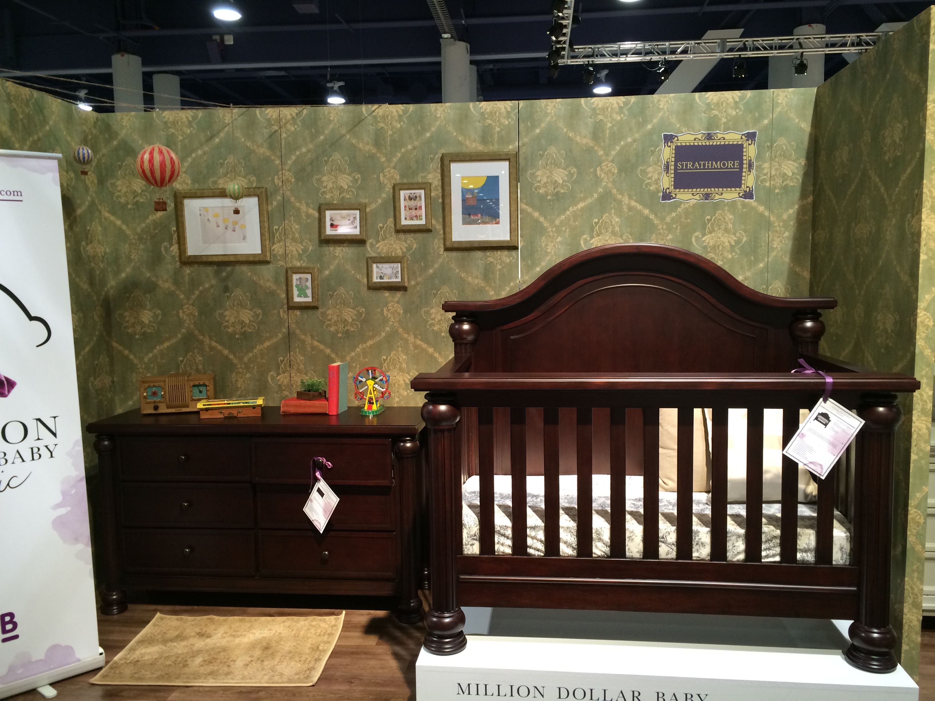 The new Strathmore collection from MillionDollarBaby is classic