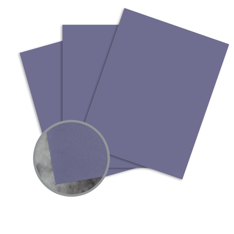 Manila File Purple Paper - 8 1/2 x 11 in 70 lb Text Extra Smooth 200 per Package
