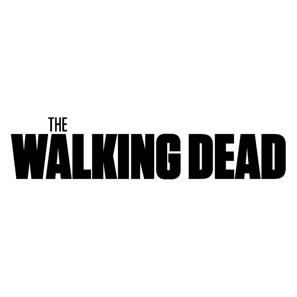 The Walking Dead Logo The Walking Dead Walking Dead Tv Series Dead