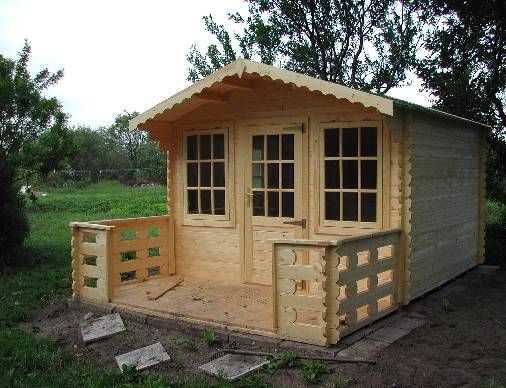 Pallet Sheds and Outbuildings Potting Shed Plans Choosing Your
