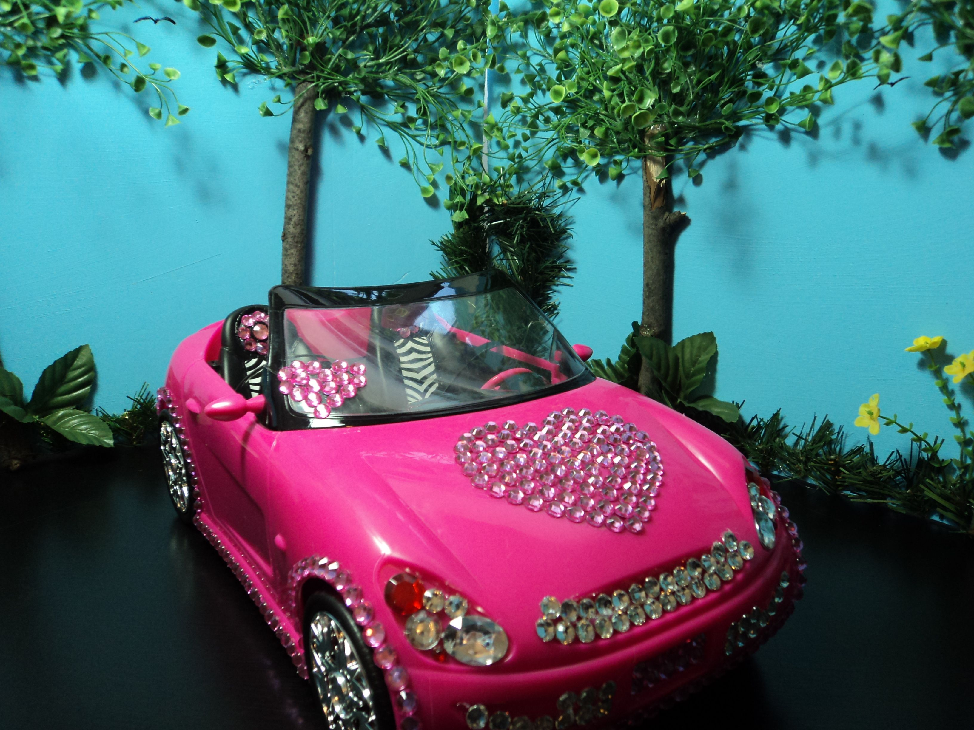 Monster High Car For Draculaura Draculily Monster High Car