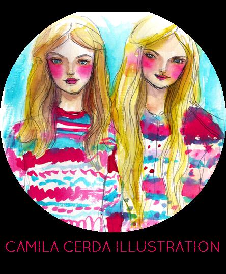 Camila Cerda Illustration
