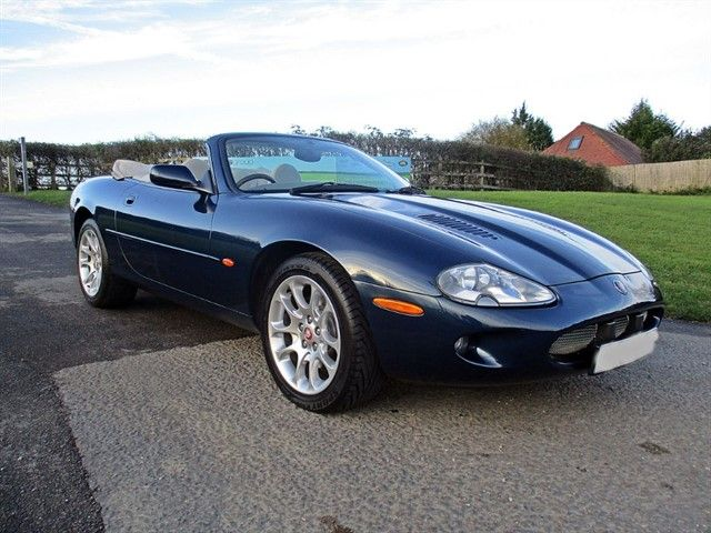 Used Jaguar XKR Convertible In West Sussex