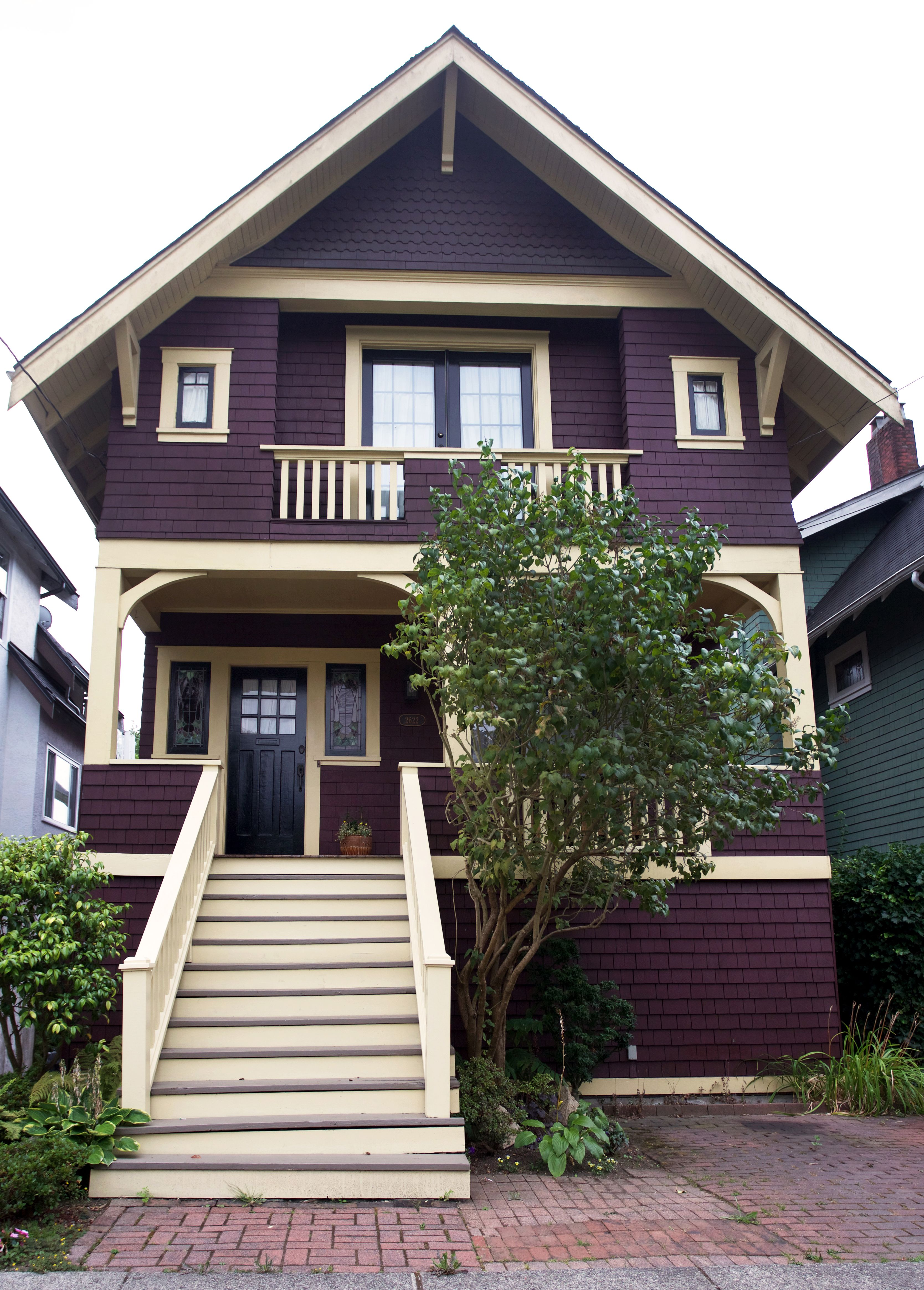 Park Art|My WordPress Blog_How Long Does It Take To Paint A House Exterior By Yourself