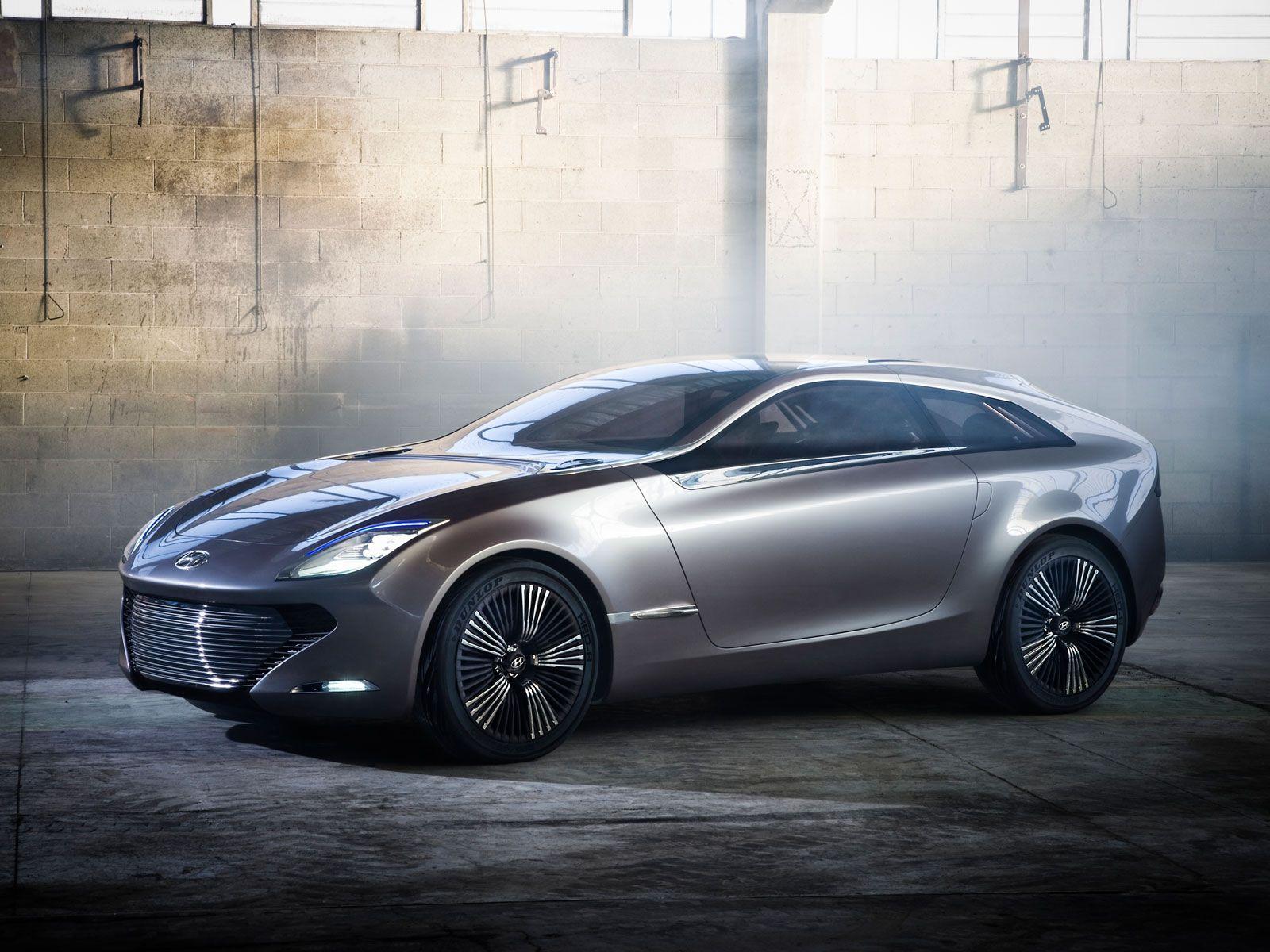 Hyundai i oniq Concept Transportation Pinterest