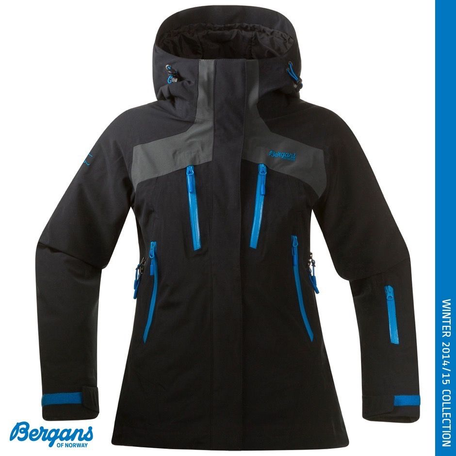 The Jacket Bergans Of Ladies Norway Oppdal Is Insulated From Ybf7y6g