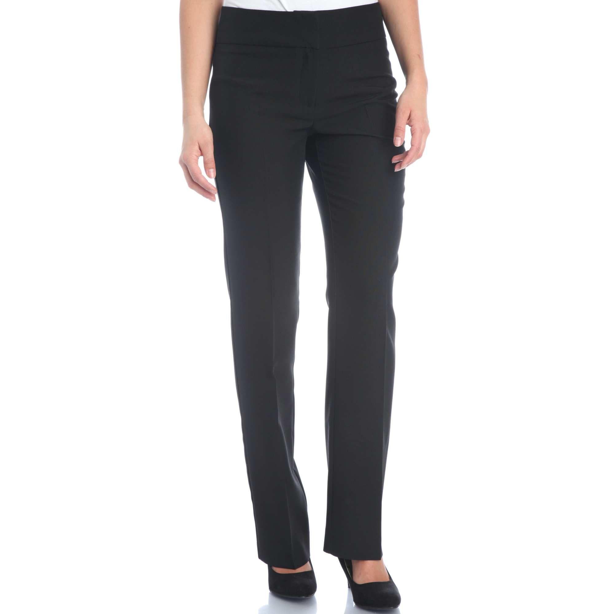 Pantalon De Vestir Stretch Mujer Kiabi 6 99 Pantsuit Suits Pants