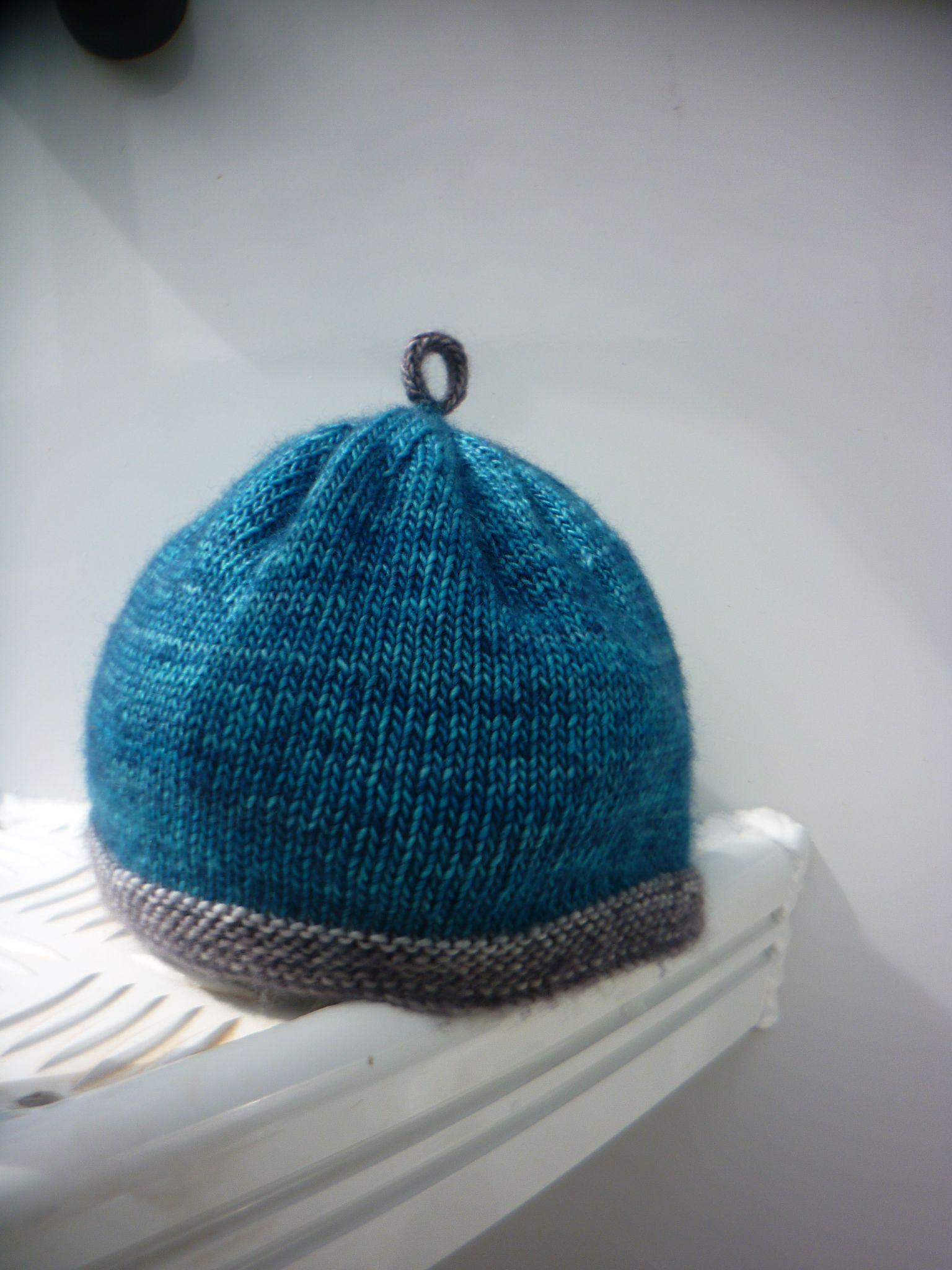 Heirloom baby hat free pattern // heathercairns on Ravelry | knit ...