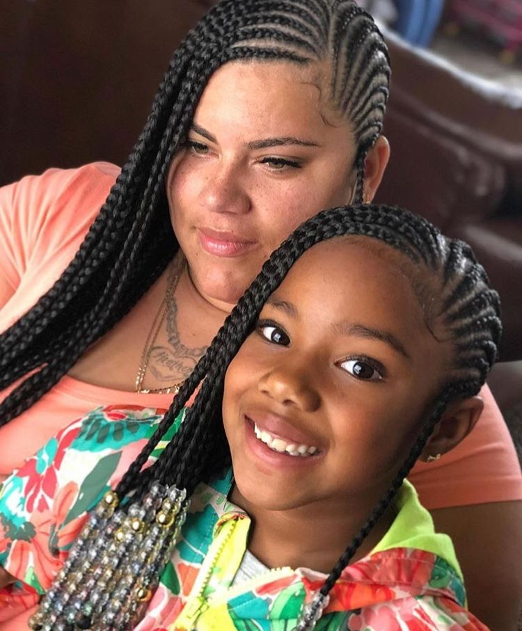 Braid Girl Hairstyle: Kids Braided Hairstyles, Little