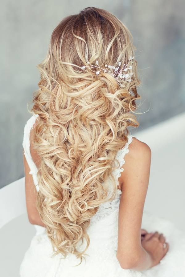 23 preciosos peinados de novia que est n de moda boda - Consejos de peinados ...