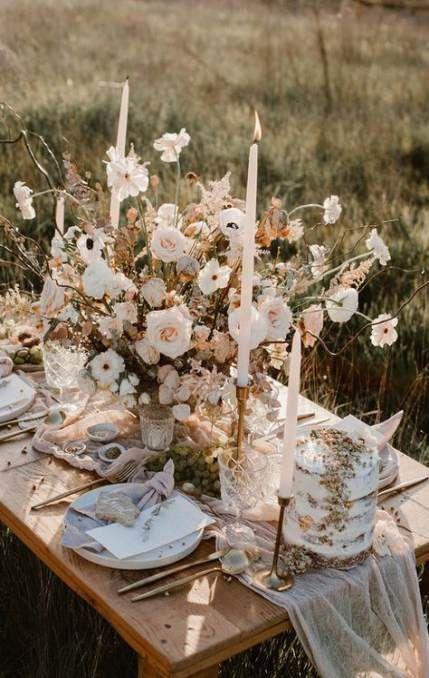 Wedding Bohemian Centerpieces Layer Cakes 69 New Ideas