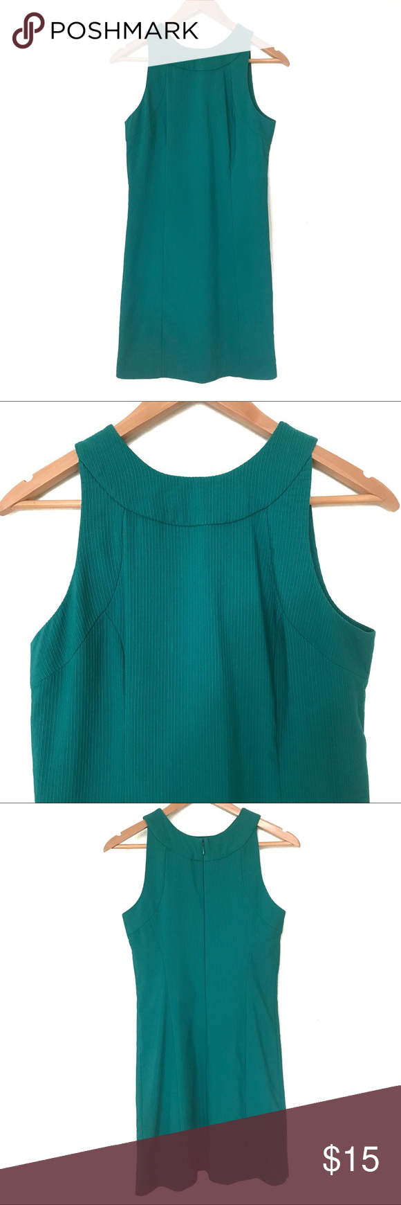 f92959cb0c35 Merona Collection Green Ribbed sleeveless dress, 2 Sleeveless green ribbed  dress from Merona Collection.