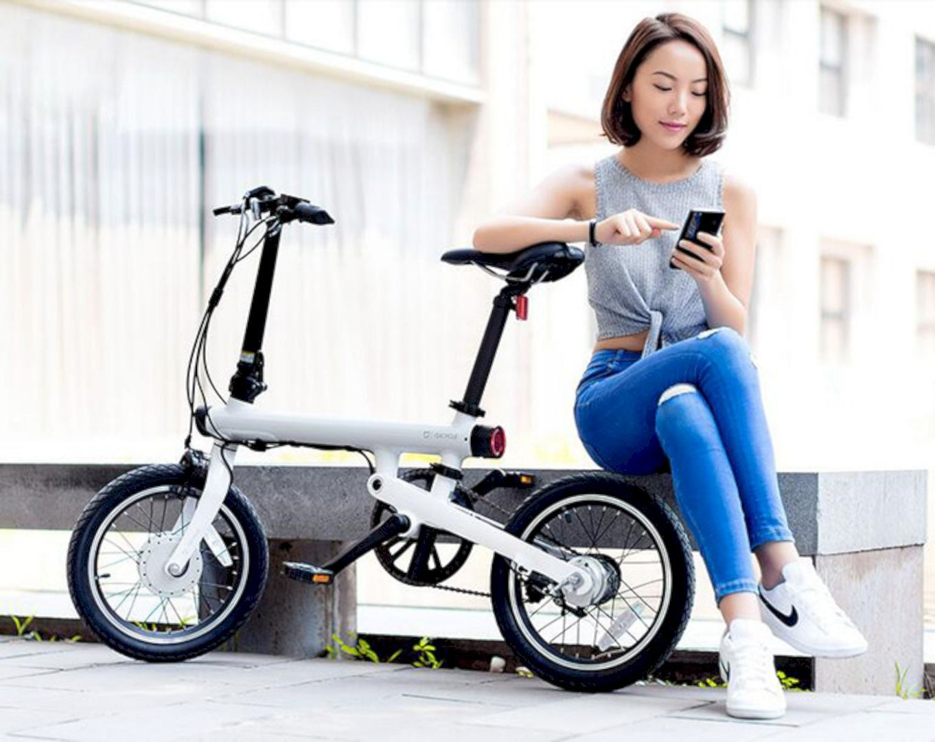 Xiaomi Qicycle The Powerful And Affordable Bicycle Folding