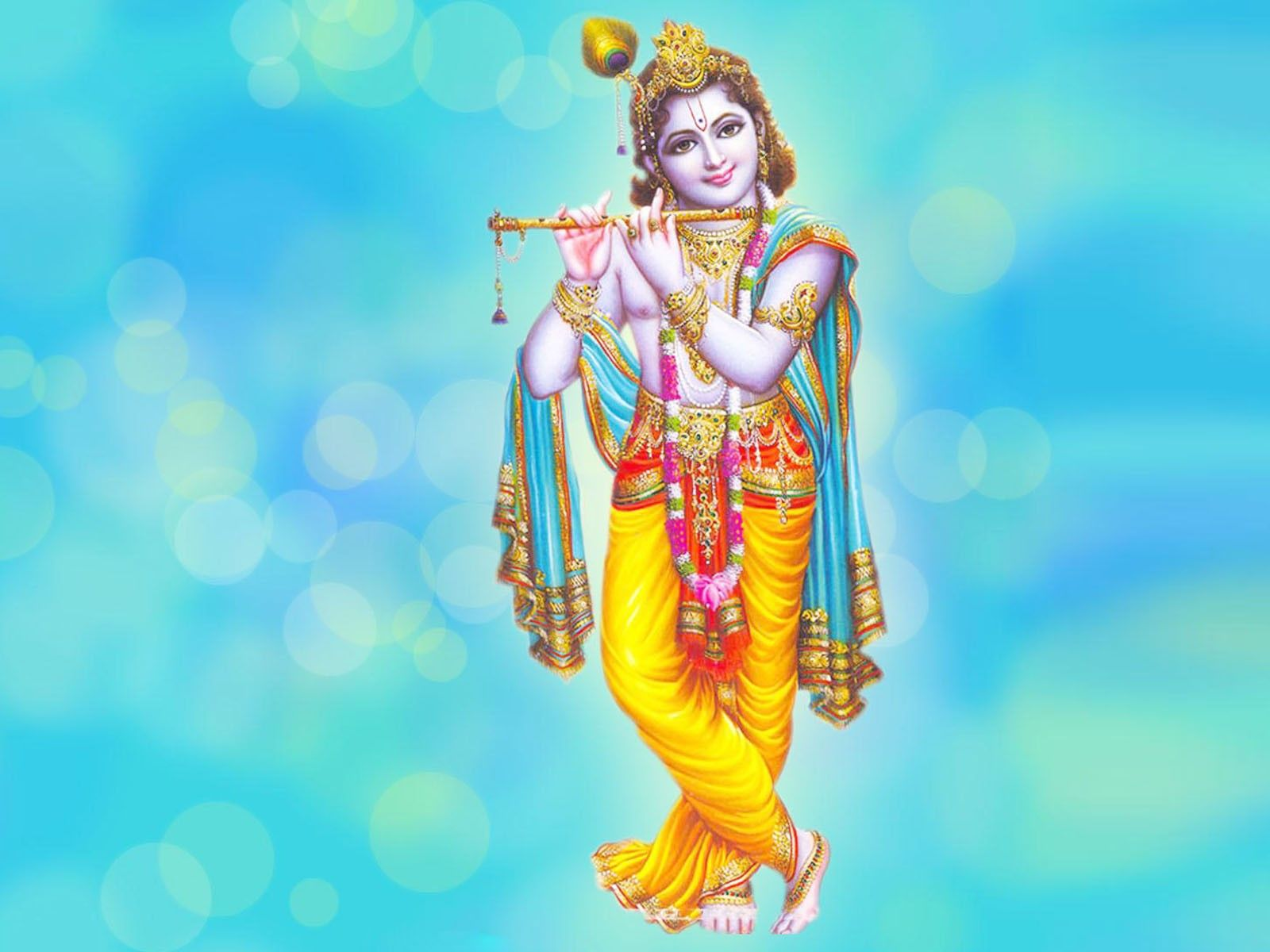 Hd wallpaper lord krishna - Lord Krishna