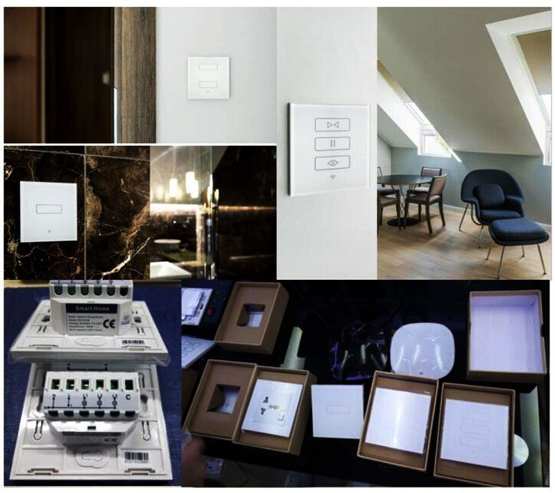 2018 Decorate Wifi Light Switch Luxury Home Automation Beyond