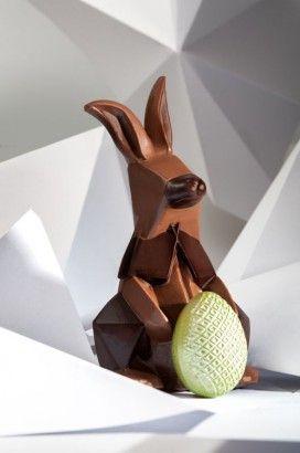 Les œufs en chocolat, les plus belles créations
