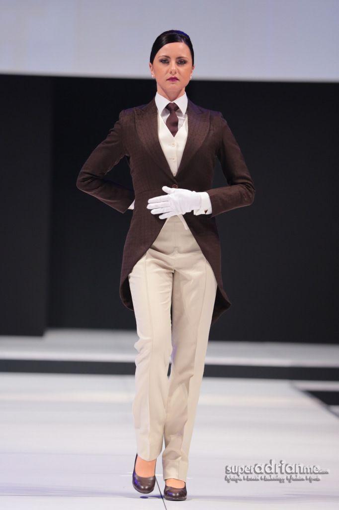 New Etihad Airways Uniforms Are Chic and Elegant | Cabin ...